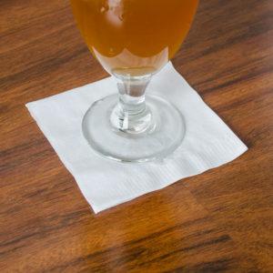 Cocktail Napkin 1